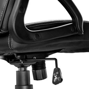 Chaise gaming au design élégant offrant un maximum de confort