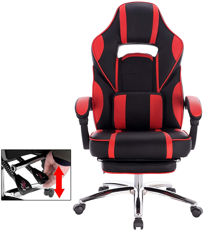 Chaise gaming de qualité offrant le maximum de confort pour vous